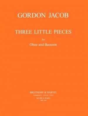 Jacob: Drei kleine Stücke
