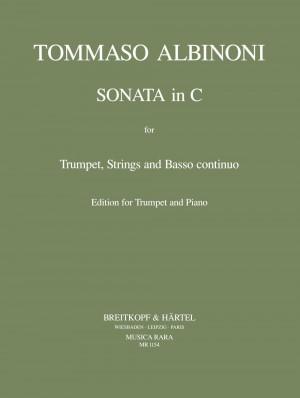 Albinoni: Sonata Nr. 1 in C