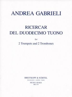 Gabrieli: Ricercar im 12. Ton