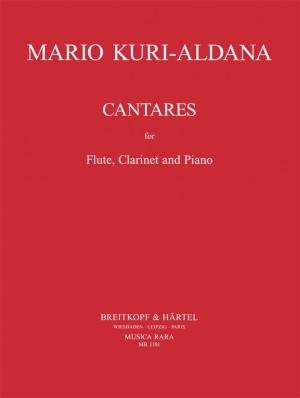 Kuri Aldana: Cantares