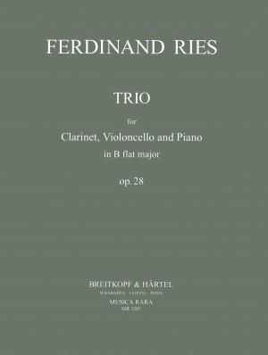 Ries: Trio op. 28