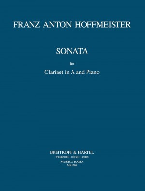 Hoffmeister: Sonate in A