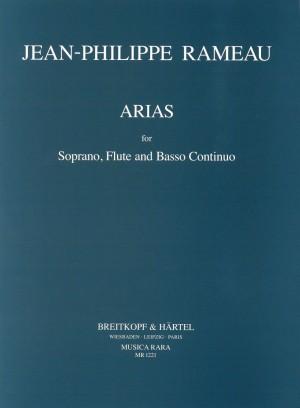 Rameau: Arien für Sopran