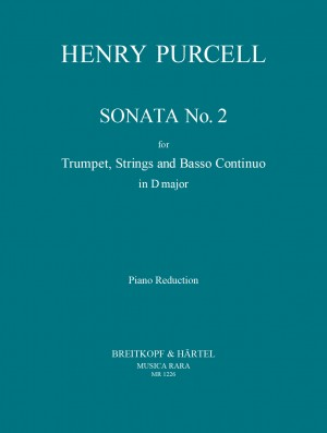 Purcell: Sonata in D Nr. 2