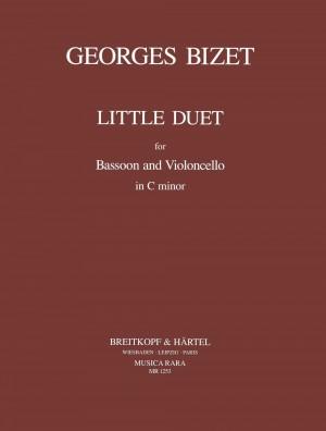 Bizet: Kleines Duett in C (1874)