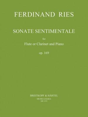 Ries: Sonate sentimentale op. 169