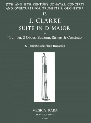Clarke, J: Suite