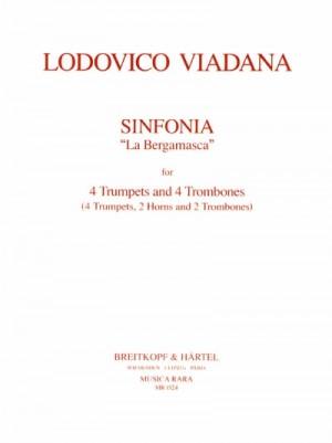 Viadana: Sinfonia 'La Bergamasca'
