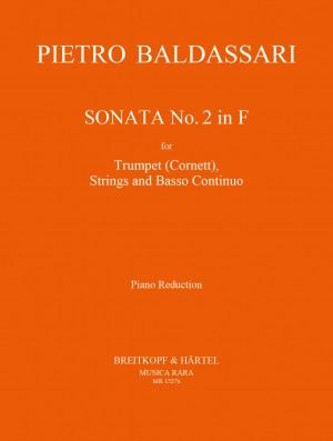 Baldassari, P: Sonata in F Nr. 2