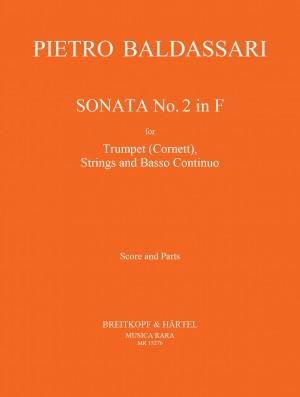 Baldassari: Sonata in F Nr. 2