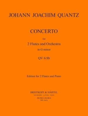Quantz: Flötenkonzert in g No. 1