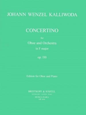 Kalliwoda: Concertino F-Dur op. 110