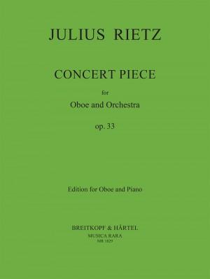 Rietz: Konzertstück op. 33