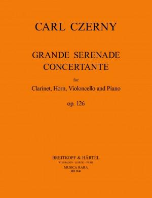 Czerny: Grande Serenade Conc. op. 126