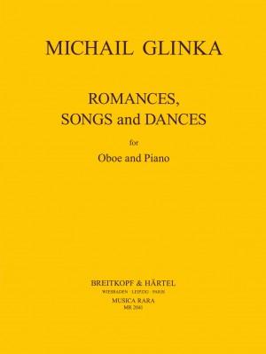 Glinka, M: Romances, Songs and Dances