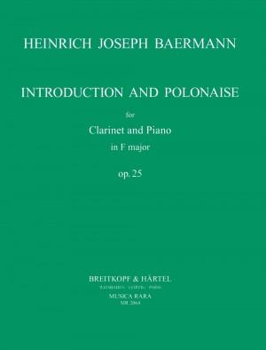 Baermann: Introduktion und Polonaise