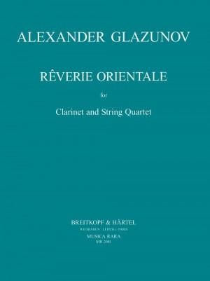 Glazunov: Reverie orientale