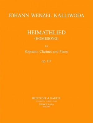 Kalliwoda: 'Heimathlied' op.117
