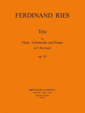 Ries: Trio op. 63