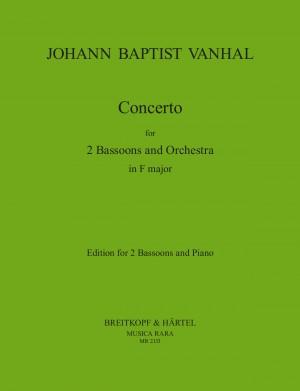 Vanhal: Concerto in F