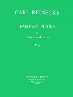 Reinecke: Fantasiestücke op. 22