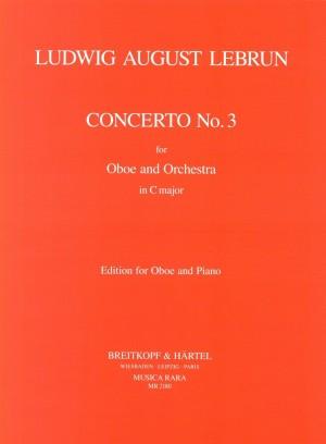 Lebrun: Concerto in C Nr. 3