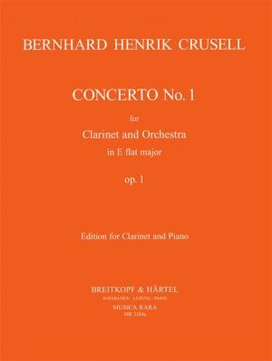 Crusell: Klarinettenkonzert op.1/1 Es