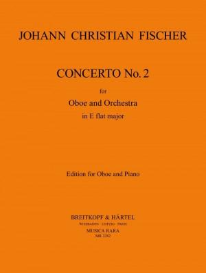 Fischer: Oboenkonzert Nr. 2 Es-dur
