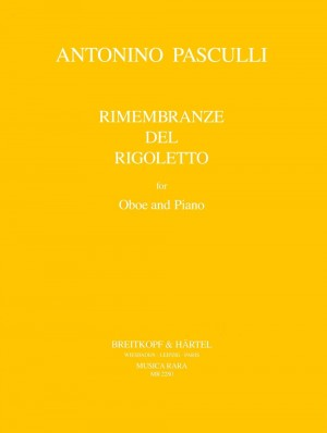 Pasculli: Rimembranze del Rigoletto