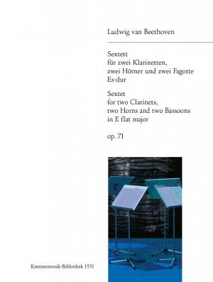 Beethoven: Sextett Es-dur op. 71