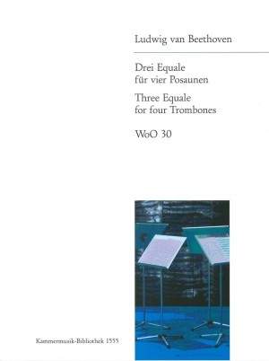 Beethoven: Drei Equale WoO 30