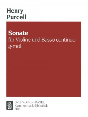 Purcell: Sonate g-moll