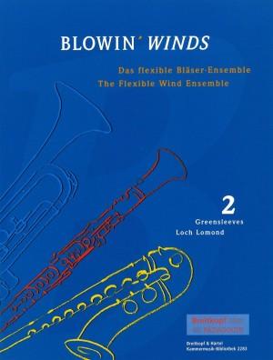 Sebastian: Blowin' Winds Heft 2