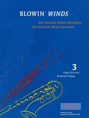 Sebastian: Blowin' Winds Heft 3