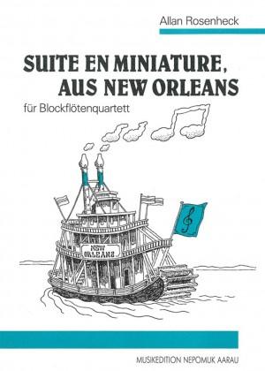 Rosenheck: Suite en Miniature