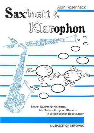 Rosenheck: Saxinett und Klarophon