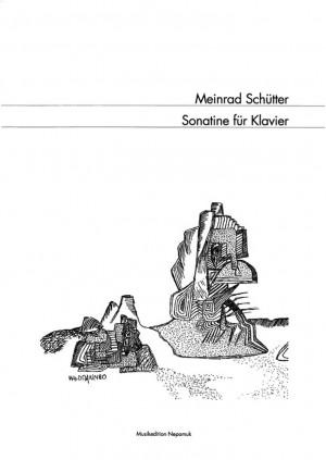 Schütter: Sonatine für Klavier