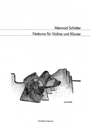 Schütter: Notturno für Viol und Klav