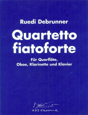 Debrunner: Quartetto fiatoforte