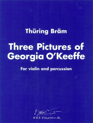 Bräm: Three Pictures of G. O'Keeffe