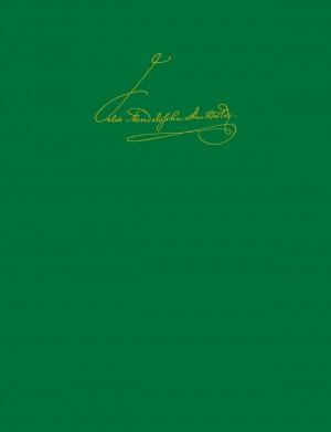 Mendelssohn: Gloria (1822) MWV A 1