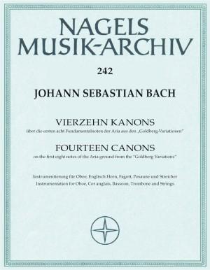 Bach, JS: Canons (14) (2-6 pt) (BWV 1087)
