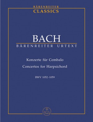 Bach, JS: Concertos for Keyboard (BWV 1052-1059) (Urtext)