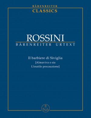 Rossini, G: Il barbiere di Siviglia (It) (Urtext)