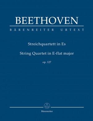 Beethoven, Ludwig van: String Quartet in E-flat major op. 127