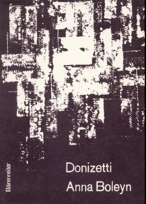 Donizetti, G: Anna Boleyn. Opera (G)