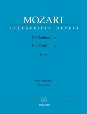 Mozart, WA: Magic Flute (complete opera) (G) (K.620) (Urtext)