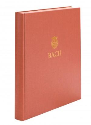 Bach, JS: Festmusiken zu Leipziger Universitätsfeiern