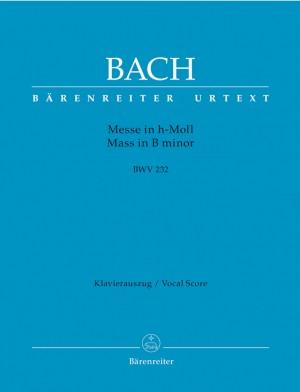 Bach, JS: Mass in B minor (BWV 232) (Urtext) (L)
