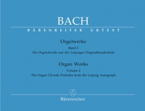 Bach, JS: Organ Works Vol. 2: Organ Chorales from the Leipzig Manuscript (Urtext)